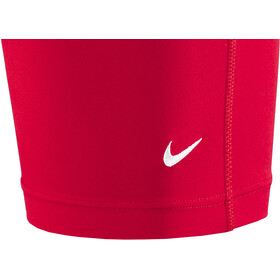 Nike Swim Poly Core Solid Jammer Herren university red